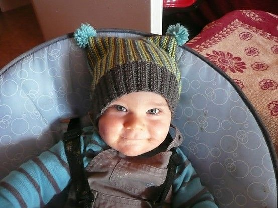 knit hats for baby boys