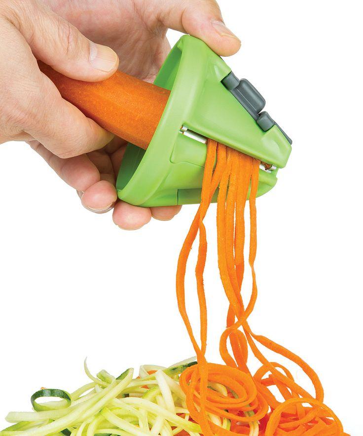 Another great find on #zulily! Hand-Held Veggie Pasta Maker by Progressive #zulilyfinds