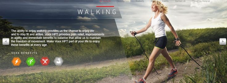 We all want to feel better when walking. Imagine feeling grounded and balanced, better range of motion and decreased pain in your joints while going for a walk. It's real and it's in your socks.