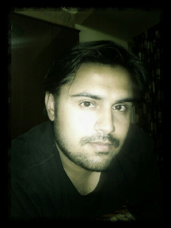 Me at my home
