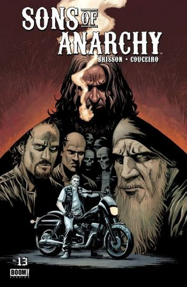 Sons of Anarchy – The Comic Book cover 13
