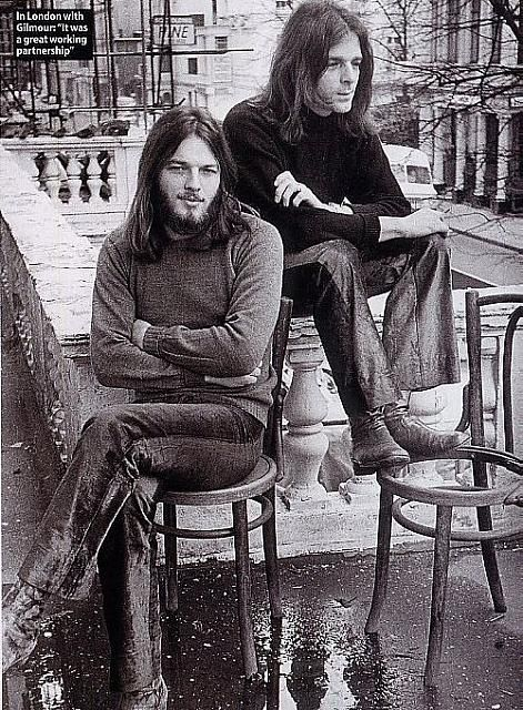 David Gilmour-Pink Floyd | Happy Alone