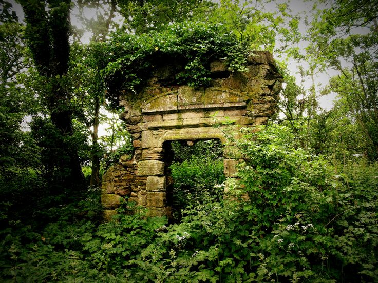 Auldhame Castle 02, East Lothian, Scotland by Caledoniafan