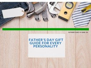 Gift ideas for dad!
