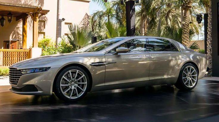 2017 Aston Martin Lagonda