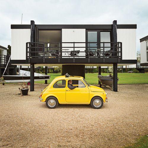 10 best Stilt Houses images on Pinterest   Dream houses, Small ...