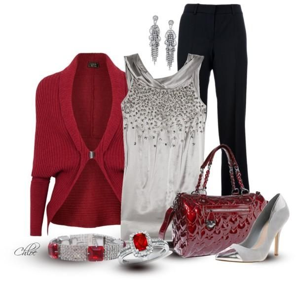 Wish | Christmas Party Outfit