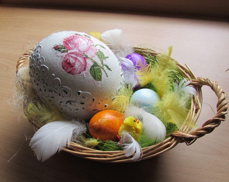 Velikonoční vajíčka,