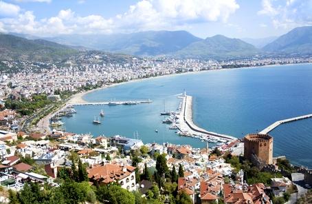 Turkey, Alanya