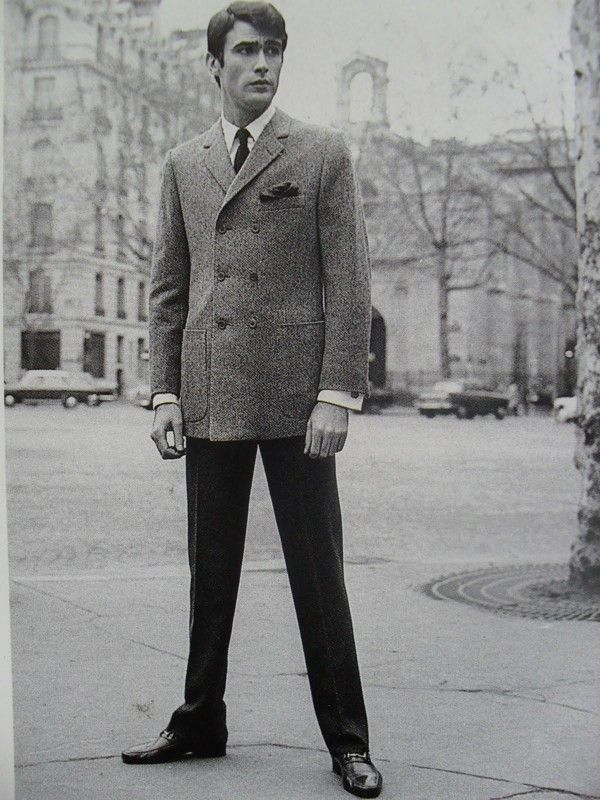 Mens dress style 1960