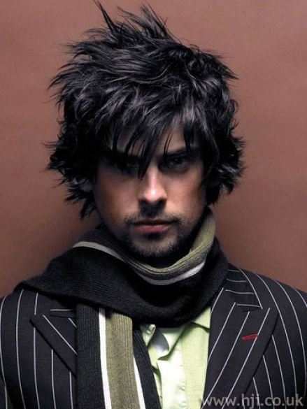 Hot Emo Guys : Haircuts Styles and Extension