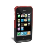 iFrogz Luxe Case for iPhone 3G, 3G S (Red/Black) (Wireless Phone Accessory)By ifrogz