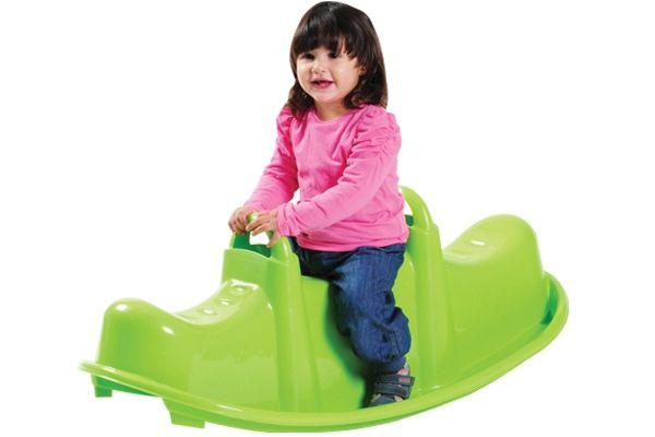 Balansoar copii TRIO Verde