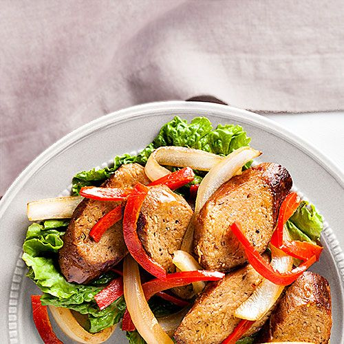Find more healthy and delicious diabetes-friendly recipes like Vegetarian Sausages With Onions and Peppers on Diabetes Forecast®, the Healthy Living Magazine.