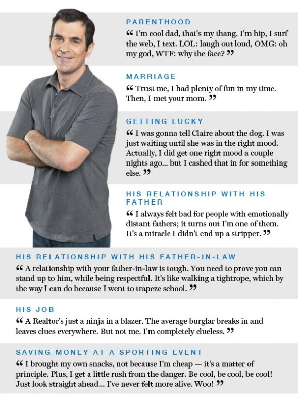 25 best phil dunphy quotes on modern family humor modern family quotes and