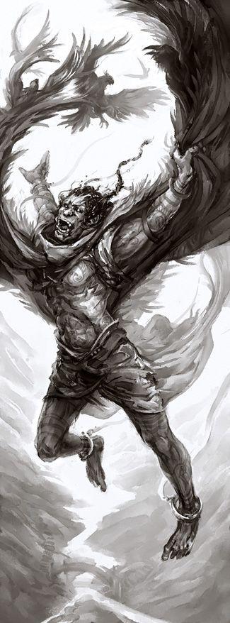 DrDII: Shaman by Merlkir