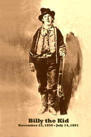 Billy The Kid - Teenage Outlaw of the Southwest