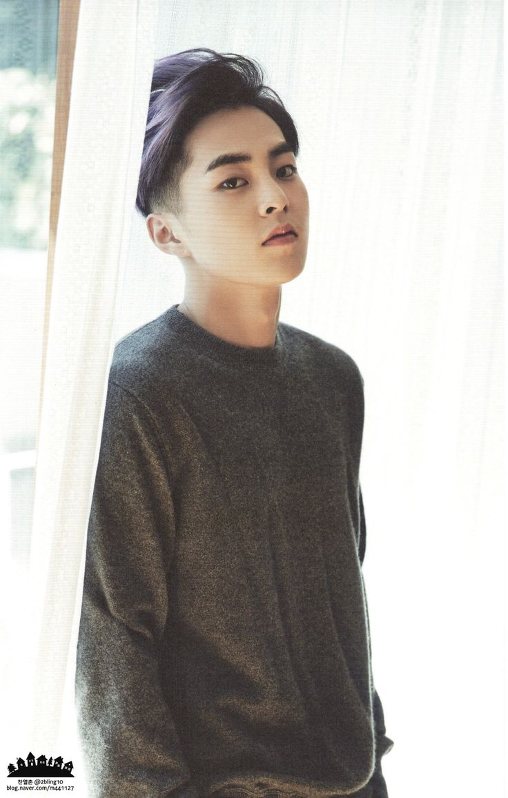 2016 Season's Greetings : Chinese Ver. - Xiumin