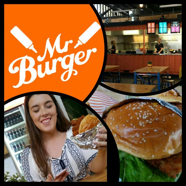 Mr Burger    ⭐ ⭐⭐⭐ Great burgers but a better location needed.