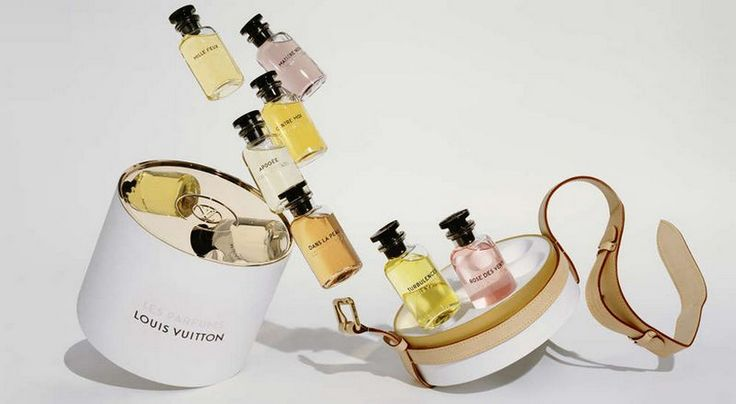 The Louis Vuitton Perfumes Will Tease All Your Senses