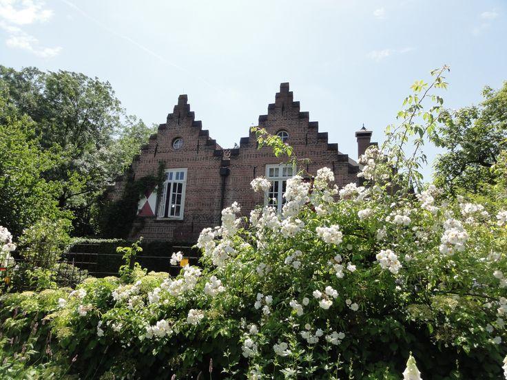 Kasteel Maurick in Vught, Noord-Brabant