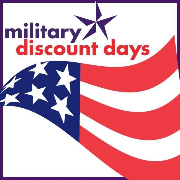 For veterans of Iraq or Afghanistan, please check out IAVA. Members there are offered vouchers to many retail stores, such as JC Penney. Two important caveats. First, some stores offer discounts only at the owner's discretion and other discounts vary by state. Second, many stores that give a military discount don't advertise it.