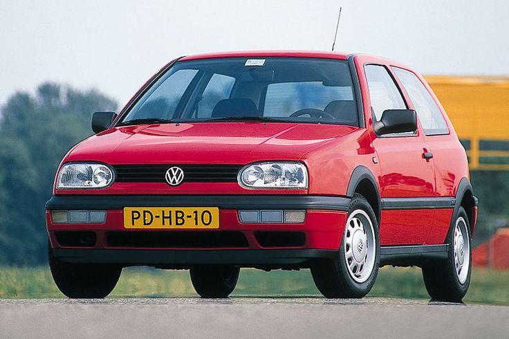 Volkswagen Golf 2.0 CL (Mk3) 1994 — Parts & Specs