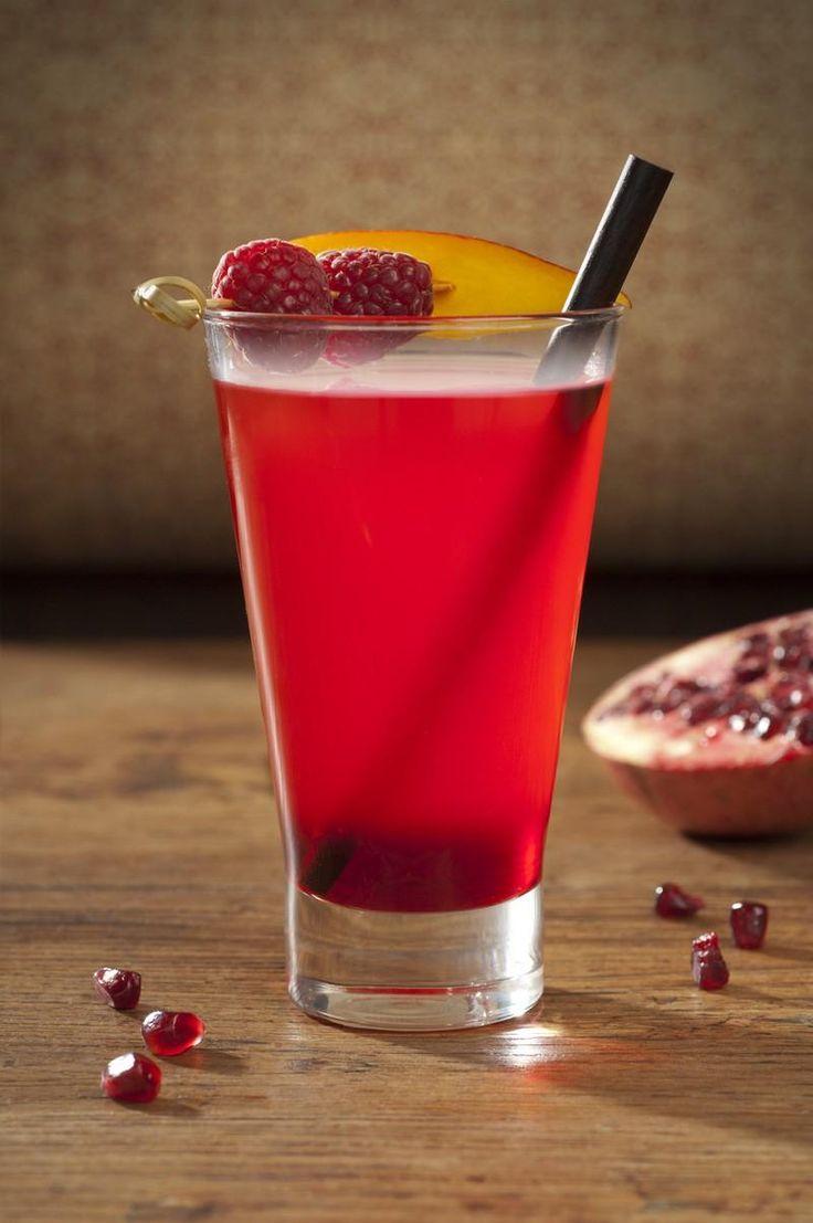 Un cocktail original sans alcool avec du tabasco.