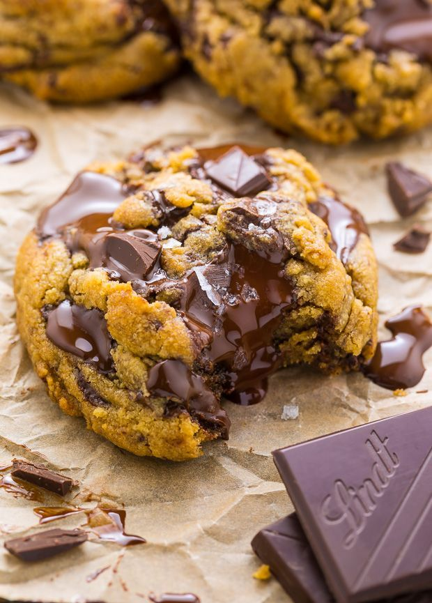 Finest Ever Chocolate Chunk Cookies