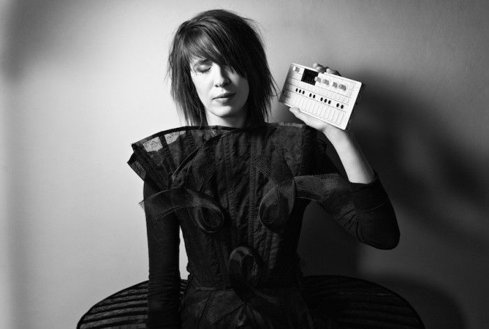 Self-produced singer-songwriter Imogen Heap is a unusual digital diva with rare technical savvy and a personal vision for the future of the music industry