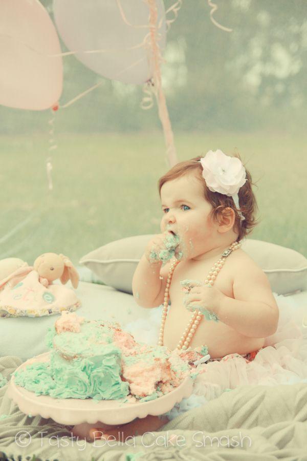 first birthday invitation for my son%0A Tasty Bella Cake Smash    Sunshine Coast    first birthday    vintage