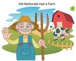Old McDonald Song Visual Book – I have made a song visual book to the song Old McDonald Had a Farm