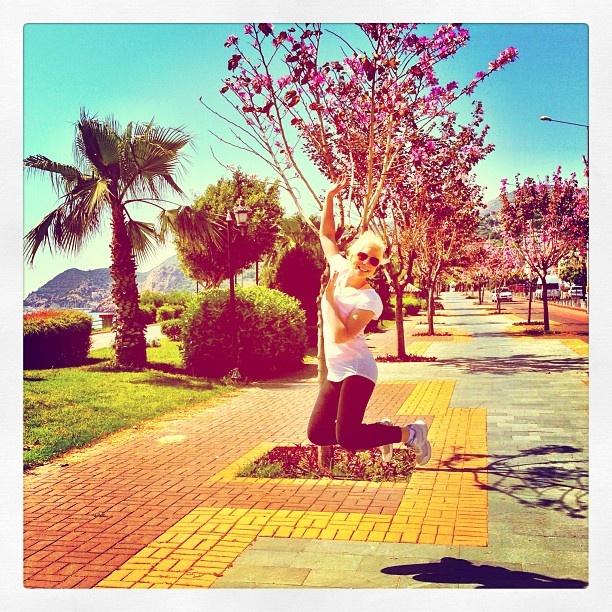 Aurinkoinen lenkkisää vuoden ympäri? Oppaana sekin onnistuu <3 www.tjareborg.fi/matkaopas