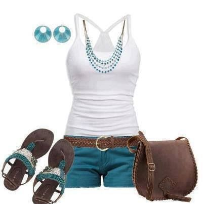cute summer outfit.. | Cute outfits | Pinterest | Summer outfits, Style and Outfits