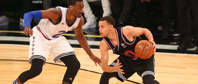 Warriors' Stephen Curry bids to be face of MBA