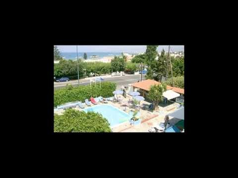 villa anna hotel in Stalis,crete,Greece