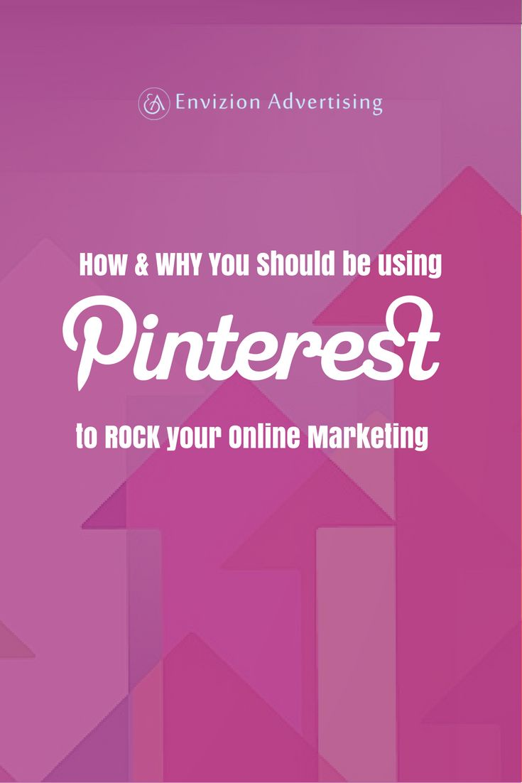 Set up your profile on Pinterest to leverage search engine optimization for your brand and marketing online, also you can learn how to grow your website traffic AND email list on auto pilot. https://envizionadvertising.webinarninja.co/my/wnwebinarlist/index?webinar_id=35966