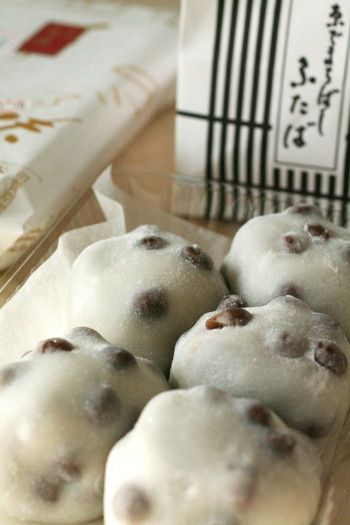 京都 出町ふたばの豆餅