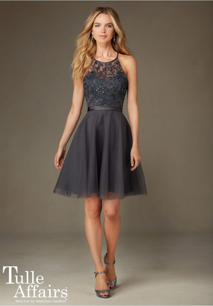 Bridesmaids Dresses - Tulle Affairs Dress Style 135