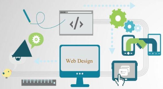 Web design alludes to the design angles, for example, a webpage, visual computerization and substance generation, of a website