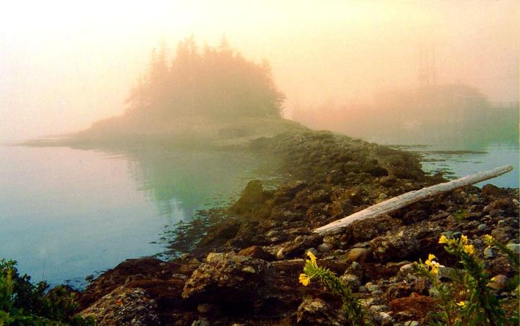 Blacks Harbour, New Brunswick, Canada  Where Justin's grandfather grew up...