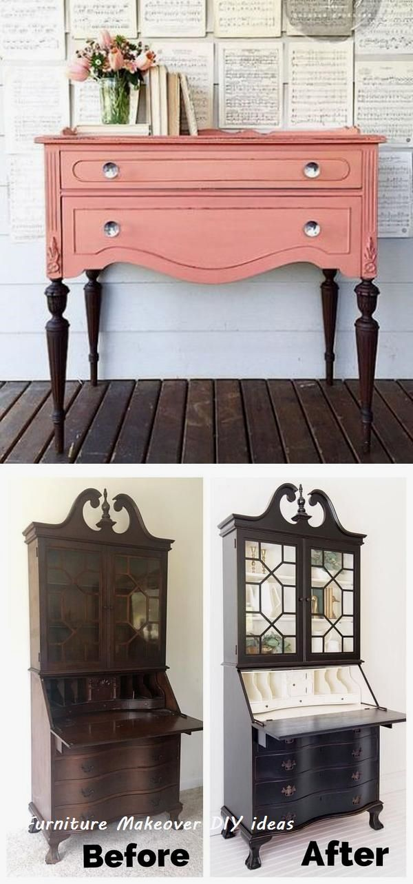 Incredibly Creative Furniture Hacks #diyhomedecor #DIY
