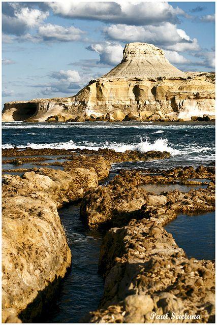 Il-Qolla l-Bajda, Marsalforn, Gozo, MALTA | Gozo | Malta ...