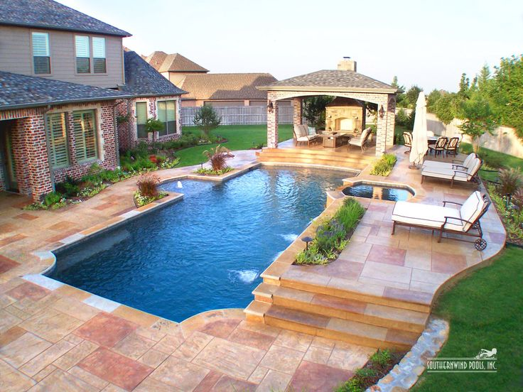 Best 20+ Pool and patio ideas on Pinterest | Backyard pool ...