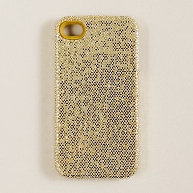 glitter iphone case from jcrew $25 - this should be my Holiday