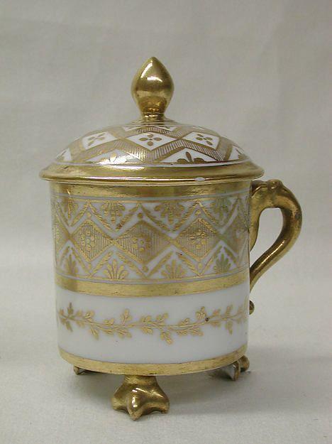 Covered Cu - Naples Royal Porcelain Manufactory (Ferdinand IV period, ca. 1771–ca.1807) -