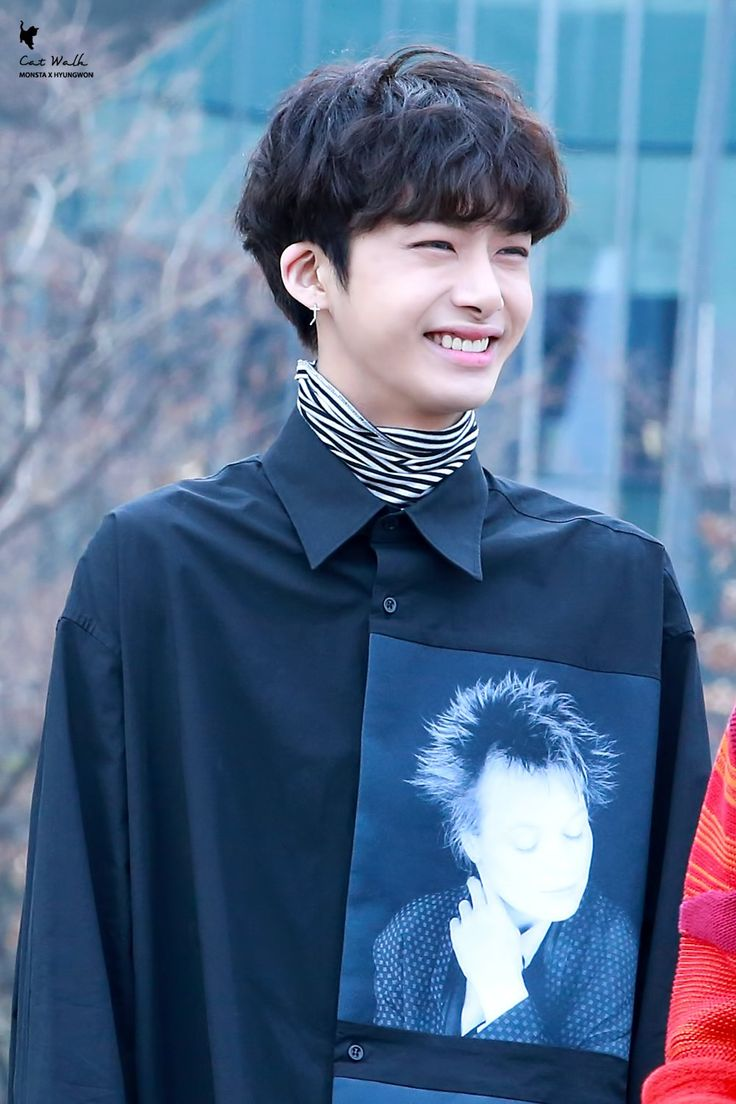 THIS SMILE *_* | Hyungwon 형원 [Monsta X] | Hyungwon, Kihyun ...