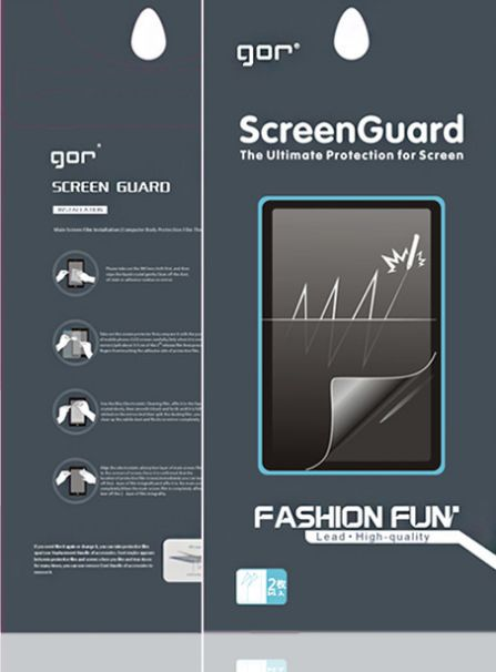 GOR Ultra-thin High Definition Screen Protector For BlackBerry Q20…