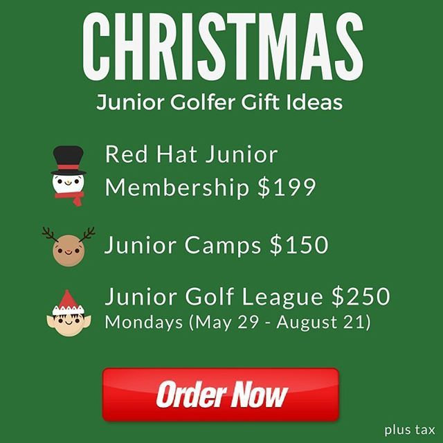 #juniorgolf #leagues #camps #membership #giftideas #christmas #http://www.pheasantrungolf.com/juniors/