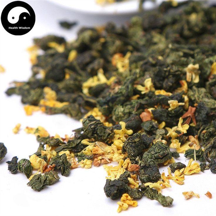 Osmanthus Oolong 桂花乌龙 Taiwan Wu Long Tea